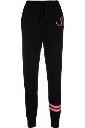 Dee Ocleppo York cashmere track trousers