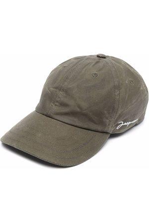 Jacquemus Homem Chapéus - Embroidered-logo baseball cap