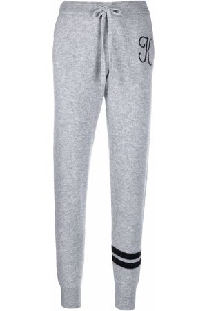 Dee Ocleppo Tapered cashmere track trousers