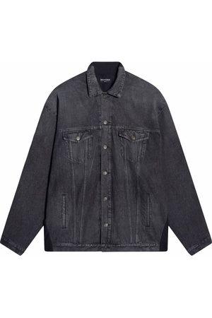 Balenciaga Patchwork denim jacket