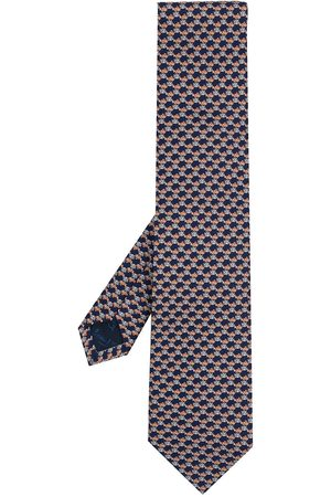 Salvatore Ferragamo Animal-pattern tie