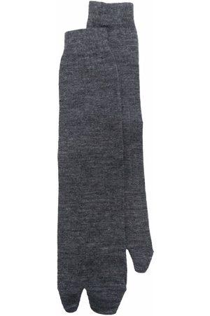 Maison Margiela Homem Meias - Tabi-toe socks