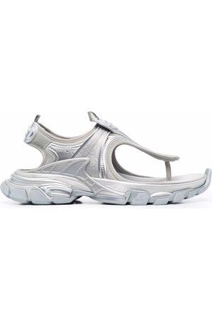 Balenciaga Track thong sandals