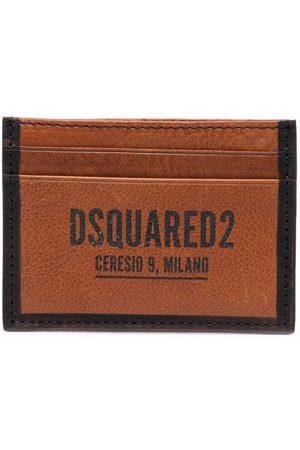 Dsquared2 Homem Bolsas & Carteiras - Logo-print cardholder