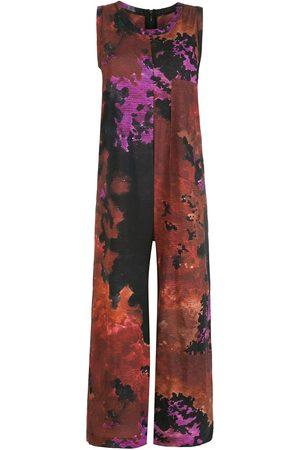 Osklen Pocket tie-dye jumpsuit