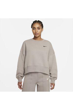 Nike Top de lã cardada Sportswear para mulher