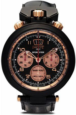 BOVET Homem Relógios - Sportster Saguaro Chronograph 46mm