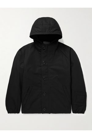 Applied Art Forms CM1-1 Padded Cotton-Ventile Hooded Jacket