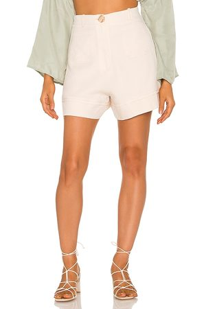 Sancia The Thylane Shorts in - Neutral. Size L (also in M, S, XS).