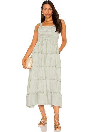 Sancia The Akima Dress in - Mint. Size L (also in M, S, XS).