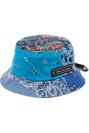 Children Of The Discordance Homem Chapéus - Paisley-print bucket hat