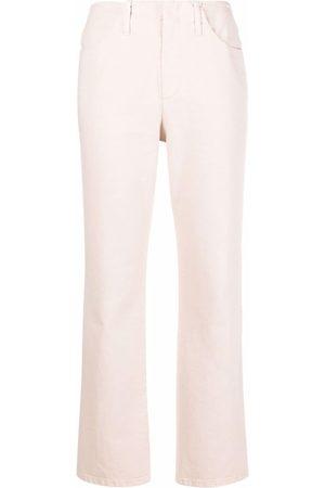 Brunello Cucinelli Senhora Calças - Straight-leg trousers
