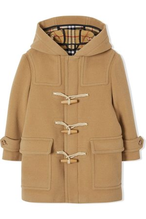 Burberry Double-faced wool duffle coat