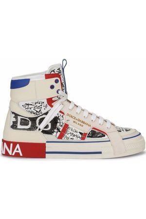 Dolce & Gabbana 2.Zero high-top sneakers