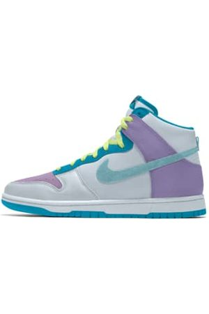 Nike Sapatilhas personalizáveis Dunk High By You para mulher