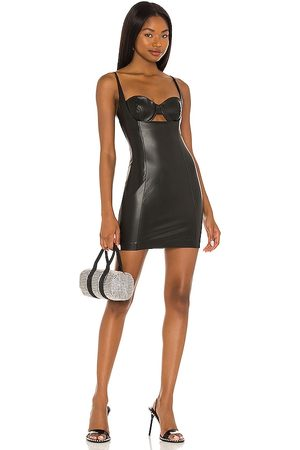 h:ours Doyle Mini Dress in - . Size L (also in XXS, XS, S, M, XL).