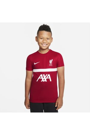 Nike Camisola de futebol de manga curta Dri-FIT Academy Pro Liverpool FC Júnior