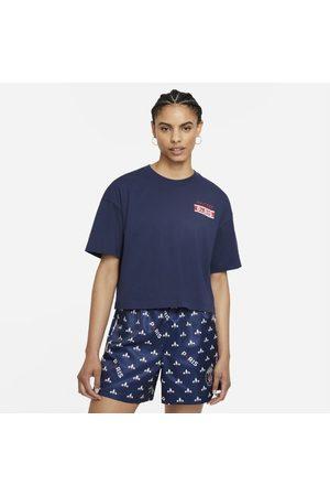 Nike T-shirt Paris Saint-Germain para mulher