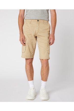 Wrangler Short pants Brown Beige