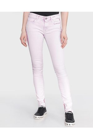 Replay Luz Jeans Pink