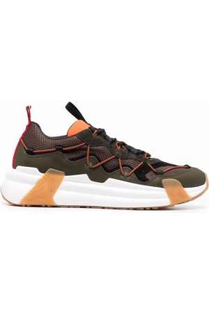 Moncler Compassor lace-up sneakers