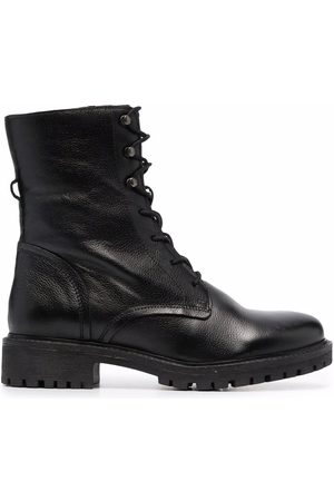 Geox Chunky lace-up boots