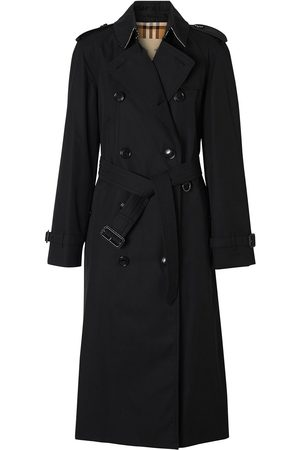 Burberry Senhora Gabardinas - Waterloo Heritage trench coat
