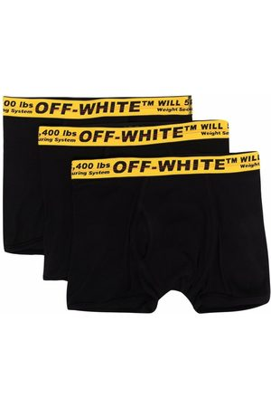OFF-WHITE TRIPACK CLASSIC INDUSTRIAL BOXER Y