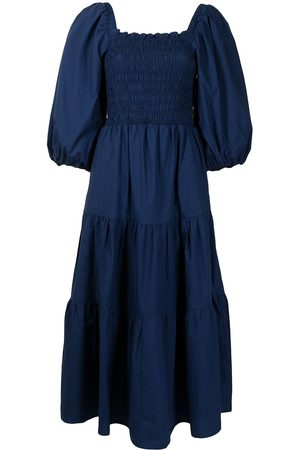 Sea Senhora Vestidos Casual - Layered midi dress