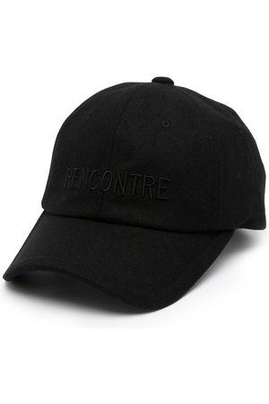 Juun.J Rencontre embroidered baseball cap