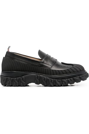 Thom Browne Ridged penny loafers