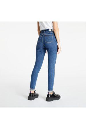 Calvin Klein High Rise Skinny Denim Medium