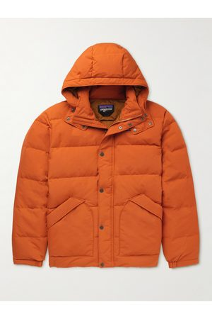 Patagonia Homem Casacos Outdoor - Downdrift Oversized Recycled NetPlus Down Hooded Jacket
