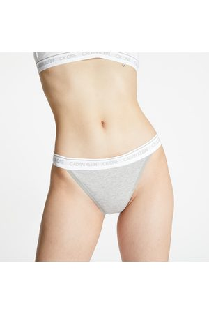 Calvin Klein Brazilian Panties Grey