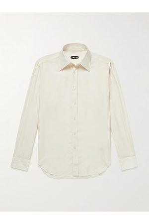 TOM FORD Homem Casual - Woven Shirt