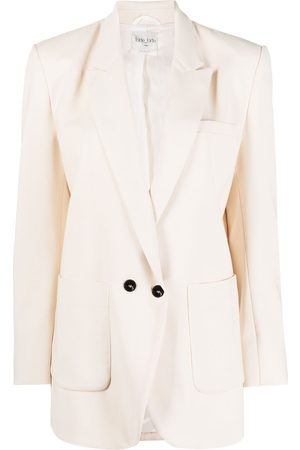 Forte Forte Fitted double-breasted blazer
