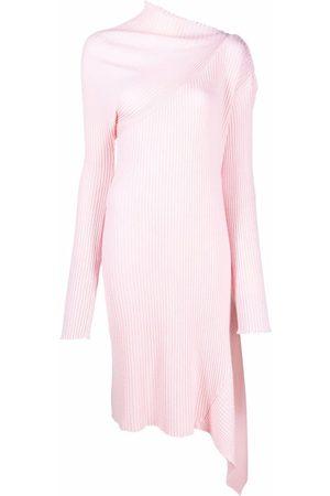 MARQUES'ALMEIDA Asymmetric knitted dress