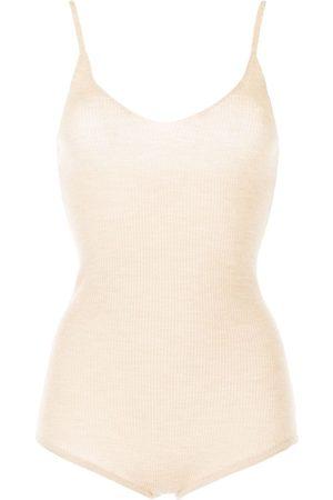 Cashmere In Love Joni fine-knit cashmere bodysuit