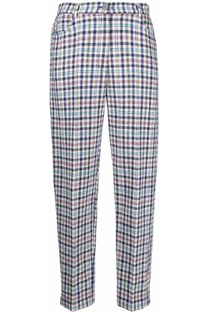 Forte Forte Tapered tailored cut trousers