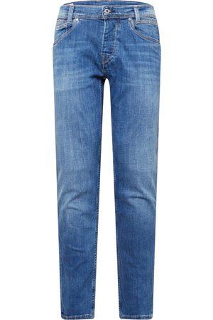 Pepe Jeans Homem Calças Justas - Calças de ganga 'Spike