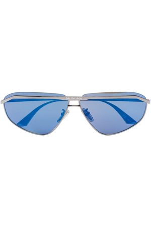 Balenciaga Eyewear Rectangle-frame sunglasses