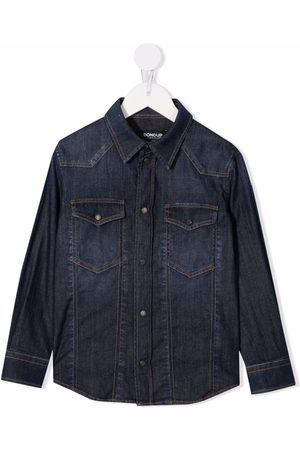 Dondup Button-up denim shirt