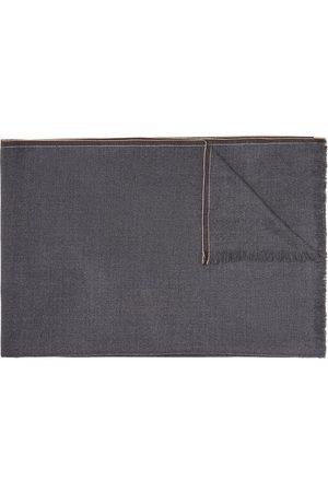 Ermenegildo Zegna Fine-knit wool scarf