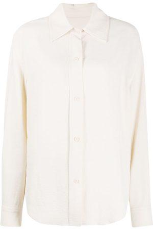AMI Paris Oversized button shirt