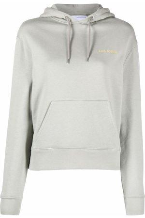 Axel Arigato Senhora Tops de Cavas - Logo-printed hoodie