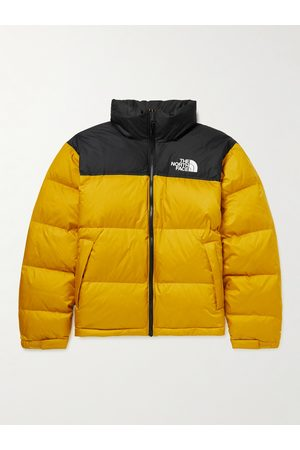 The North Face 1996 Retro Nuptse Quilted DWR-Coated Ripstop Down Hooded Jacket