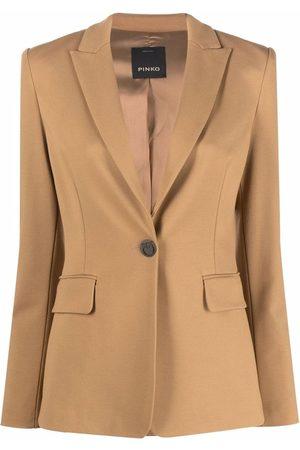 Pinko Tailored single-breasted blazer