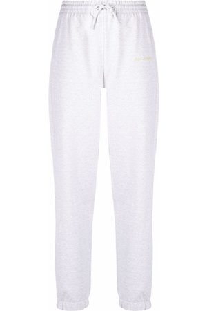 Axel Arigato Mulher Joggers - Logo-printed joggers