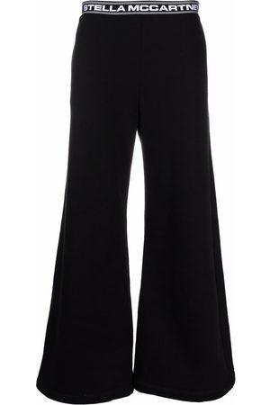 Stella McCartney Wide-leg track trousers