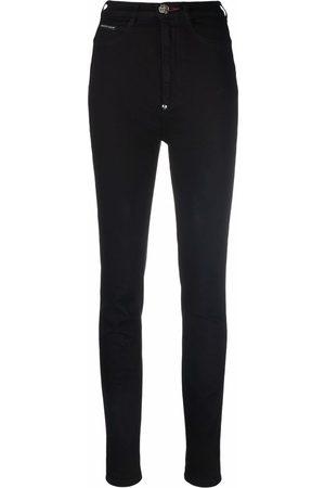 Philipp Plein Super high waist jeans